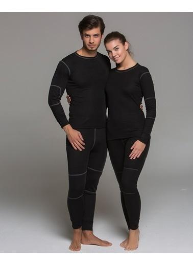 Thermoform 2 li Takım Siyah